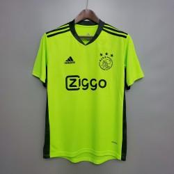 Camisa Ajax Goleiro 20/21 s/n° Torcedor