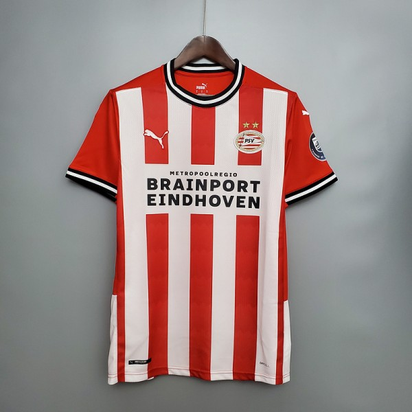 Camisa PSV I 20/21 s/n° Torcedor