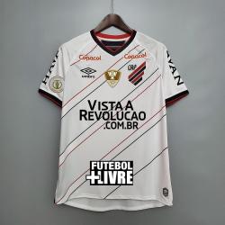 Camisa Athletico-PR Il 20/21 nº 3 - LUCHO
