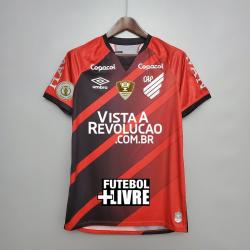Camisa Athletico-PR I 20/21 N° 9 - WALTER