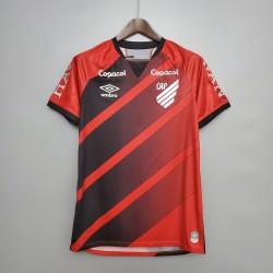 Camisa Athletico-PR I 20/21 S/N° Torcedor