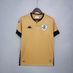 Camisa Botafogo Ouro 20/21 s/n° Torcedor