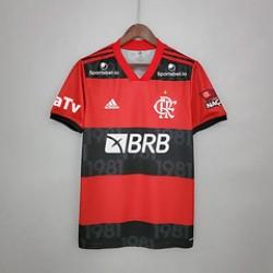 Camisa Flamengo Home 21/22 - Supercopa