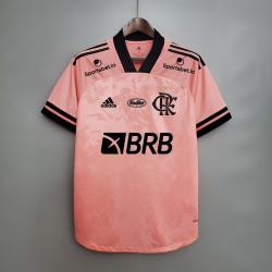 Camisa Flamengo IV 20/21 nº 7 E. RIBEIRO