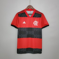 Camisa Flamengo Home 21/22 - Torcedor