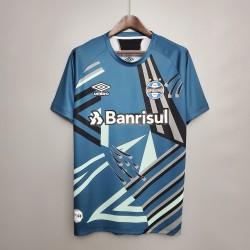 Camisa Grêmio Goleiro 20/21 - Azul