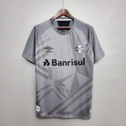 Camisa Grêmio Goleiro 20/21 - Cinza