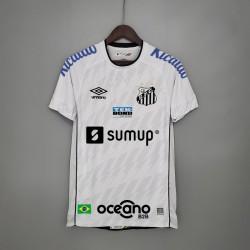 Camisa Santos Home 21/22 c/ Patrocínio