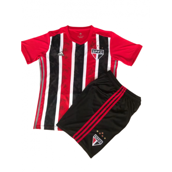 Camisa São Paulo II 20/21 - Infantil