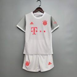 Camisa Bayern de Munique Away 21/22 - Infantil