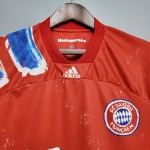 Camisa Bayern de Munique Human Race 20/21