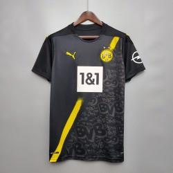 Camisa Borussia Dortmund Away 20/21 s/n° - Torcedor