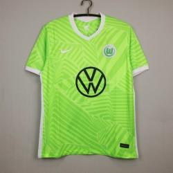 Camisa Wolfsburg Home 21/22 - Torcedor