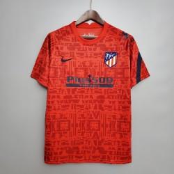 Camisa Atlético de Madrid Treino 20/21 s/n° - Torcedor
