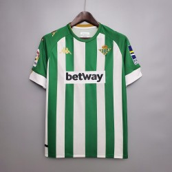 Camisa Real Betis Home 20/21 - Torcedor