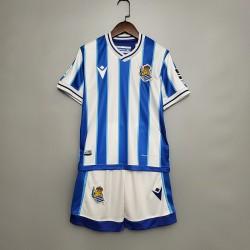 Camisa Real Sociedad I 20/21 - Infantil
