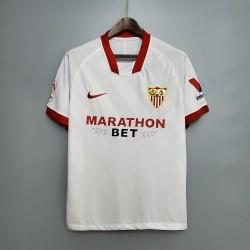 Camisa Sevilla Home 20/21 s/n° - Torcedor