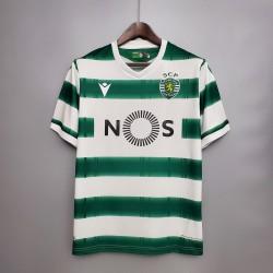 Camisa Sporting Lisboa Home 20/21  - Torcedor