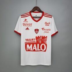 Camisa Brestois Away 20/21 s/nº - Torcedor