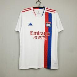 Camisa Olympique Lyon Home 21/22 - Torcedor
