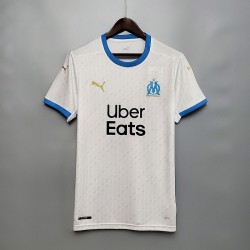 Camisa Olympique Marseille Home 20/21 s/n° Torcedor