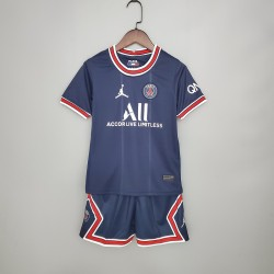 Camisa PSG Home 21/22 - Infantil