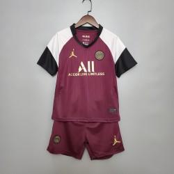 Camisa PSG Infantil Third  20/21 - Torcedor