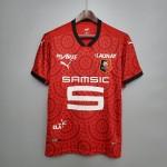 Camisa Stade Rennais Home 20/21 s/n° - Torcedor