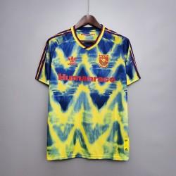 Camisa Arsenal Human Race 20/21 s/n° Torcedor