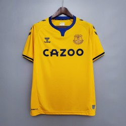 Camisa Everton Away 20/21 - Torcedor