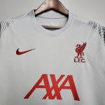 Camisa Liverpool Treino 20/21 s/n° - Branco