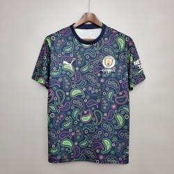 Camisa Manchester City Treino 20/21 s/n° - Torcedor