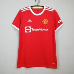 Camisa Manchester United Home 21/22 - nº 7 RONALDO