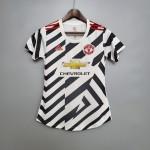 Camisa Manchester United III 20/21 - Feminino