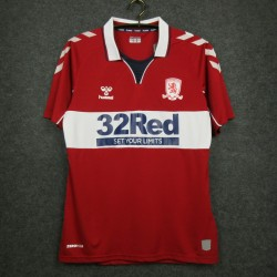 Camisa Middlesbrough Home 20/21 s/n° - Torcedor