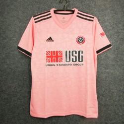 Camisa Sheffield United Away 20/21 s/n° - Torcedor