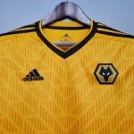 Camisa Wolverhampton l 20/21 - Torcedor