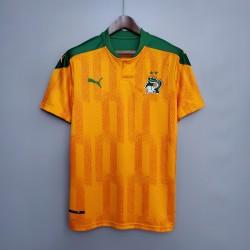 Camisa Costa do Marfim Home 20/21 - Torcedor
