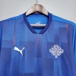 Camisa Islândia Home 20/21 s/n° Torcedor