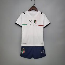 Camisa Itália Away 21/22 - Infantil