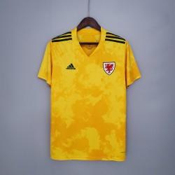 Camisa País de Gales Away 21/22 - Torcedor