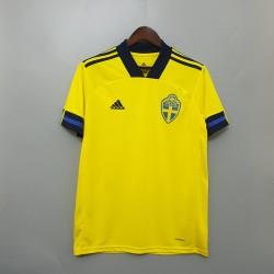 Camisa Suécia Home 21/22 - Torcedor