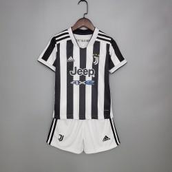 Camisa Juventus Home 21/22 - Infantil