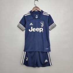 Camisa Juventus Away 20/21 - Infantil