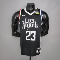 Camisa de Basquete LA Clippers - 23 WILLIANS - Preto