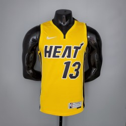 Camisa Miami Heat - 13 ADEBAYO - Modelo 3