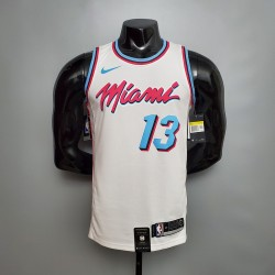 Camisa Miami Heat - 13 ADEBAYO - Modelo 2