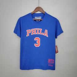 Camiseta 76ers - 3 IVERSON T-shirt