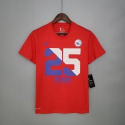 Camiseta 76ers - 25 SIMMONS T-shirt