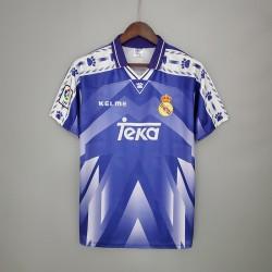 Camisa Real Madrid Away 96/97 - Retrô